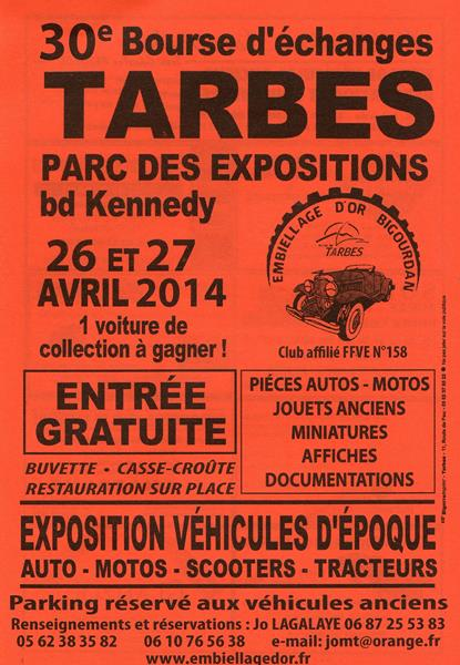 Bourse d'échange à Tarbes